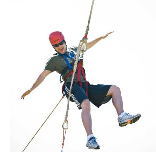 Giant Swing - Enjoy the challenge and excitement of this amazing activity