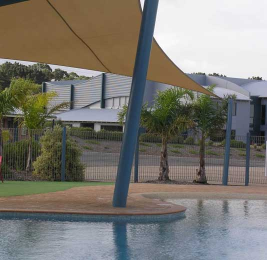 Solar Heated Pools